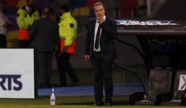 """Martín Lasarte: """"Given the circumstances I am very satisfied with the draw"""""""