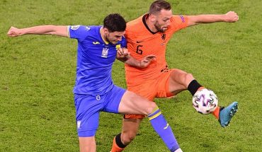 Netherlands beat Ukraine in a hard-fought match in Amsterdam