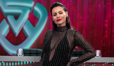 Pampita showed how her feet look in her last month of pregnancy