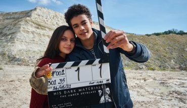 "Production began on the third season of ""His Dark Materials"""