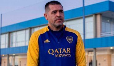 Riquelme spoke again and left several headlines