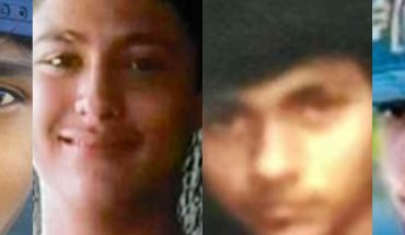 Search continues for 4 missing teenagers in Culiacan