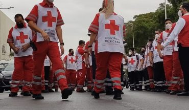 Sinaloa Red Cross still does not collect what is necessary to operate