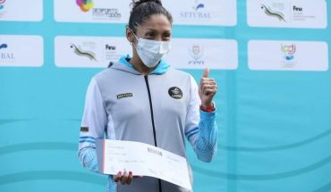 Swimmer Cecilia Biagioli qualified for the Tokyo Olympics