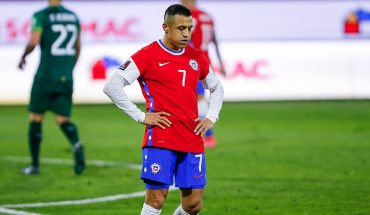 Traumatologist: Two weeks would take Alexis Sanchez's recovery