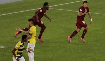 Venezuela spoiled Ecuador's plans by drawing in the last minutes