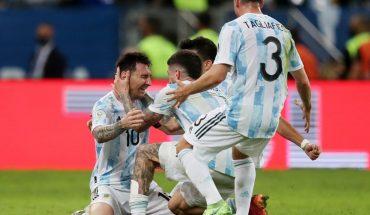¡Se acabó la sequía! Argentina cortó una racha de 28 años sin títulos