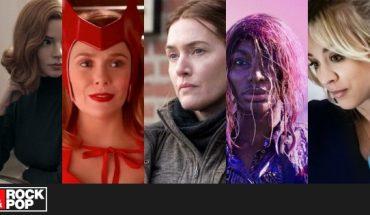 ¿Dónde ver las series nominadas? — Rock&Pop