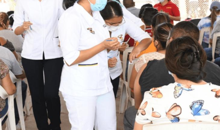 32 mil 500 vacunas en Los Mochis para los de 30 a 39 años