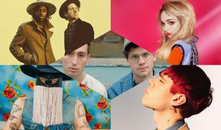 5 artistas que debes conocer — Rock&Pop