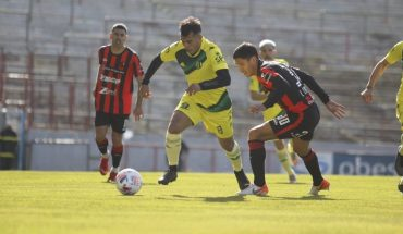 Aldosivi 0 - Patronato 2, los de Paraná pisaron fuerte y se quedaron con los 3 puntos