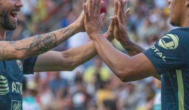 América logra la victoria en USA contra Santos