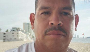 Antonio García, titular de Salvamento Acuático de Mazatlán