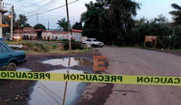 Asesinan a taxista a balazos en Uruapan, Michoacán