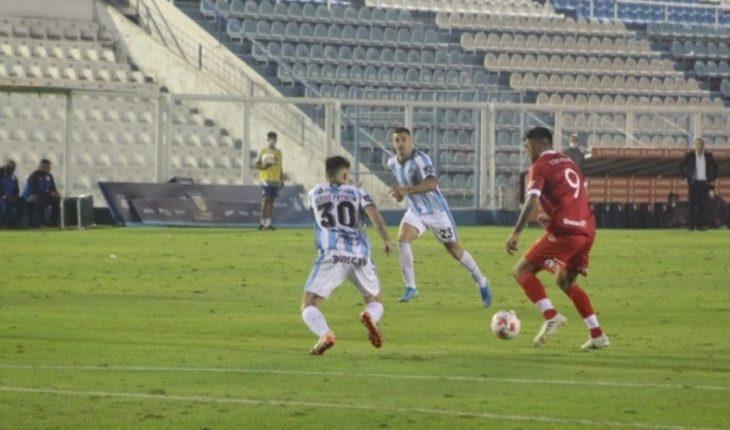Atlético Tucumán le ganó 1 a 0 a Huracán