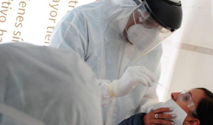 Aumentan 18% los casos de COVID; vacunan al 36% de la población