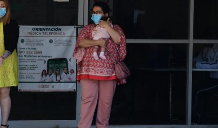 Aumentan consultas por problemas respiratorios en Guamúchil