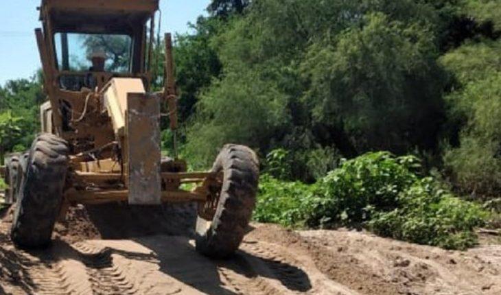 Aún no se superan los estragos de las lluvias en Choix