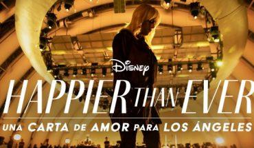 Billie Eilish lanzará su nuevo disco con concierto en vivo en Disney+