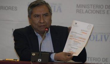 Bolivia denunció que el gobierno de Mauricio Macri apoyó el golpe de Estado