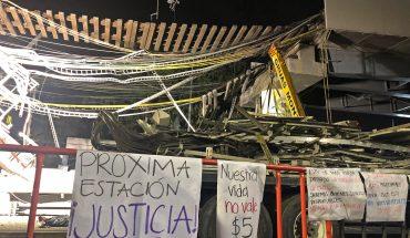 CDMX dará un millón de pesos a familiares de víctimas de la Línea 12