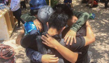 CNDH investiga retención de menores migrantes en Aeropuerto de CDMX