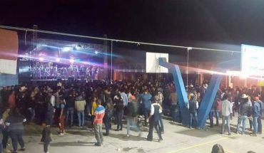 Cancela ayuntamiento conciertos en Morelia, pero no bodas, XV años y Bautizos