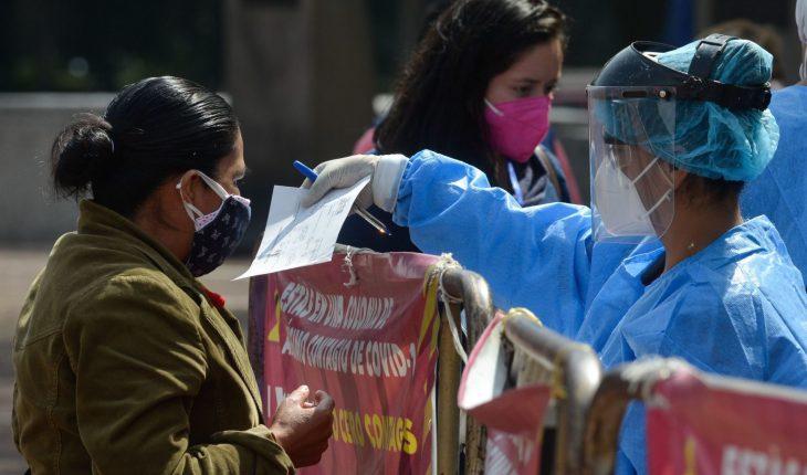 Con 15 mil casos COVID, México rompe récord de contagios en 5 meses