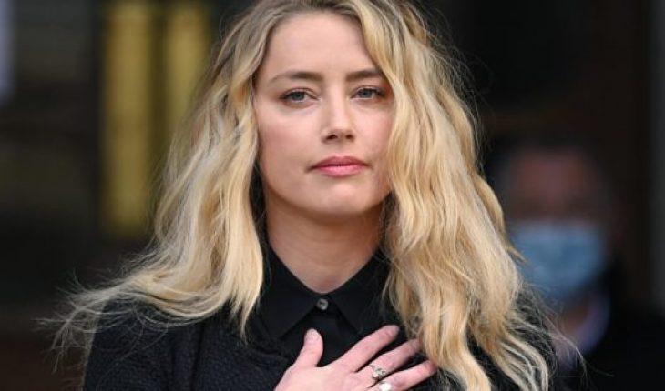 Confirman que jamás pensaron en despedir a Amber Heard