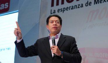 Consulta popular, victoria del pueblo de México: Delgado