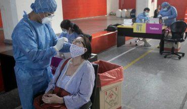Coronavirus en la Argentina: 8.850 nuevos casos y 281 muertes