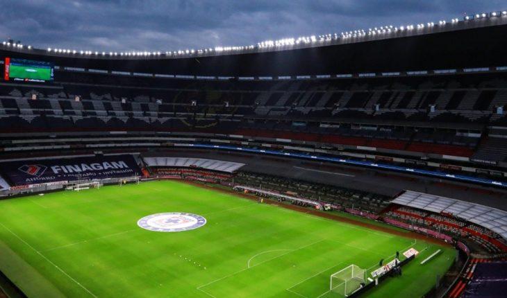 Cruz Azul mantendrá el 25% de aforo vs Mazatlán