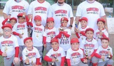Deportivo Mingo Vázquez es campeón en Ahome