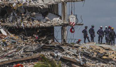 Derrumbe en Miami: identificaron a otra víctima argentina y ya son 86 los muertos