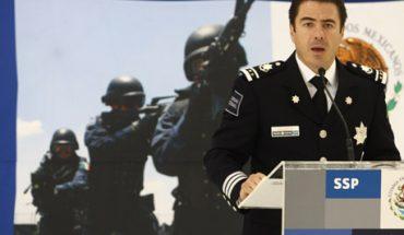 Dictan auto de formal prisión a Cárdenas Palomino por tortura