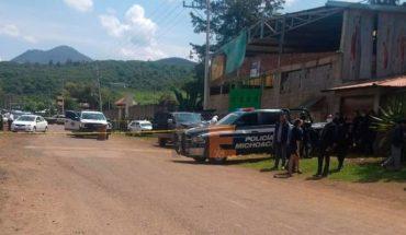 Ejecutan a ex mando policial de Tzintzuntzan y Erongarícuaro, en Quiroga