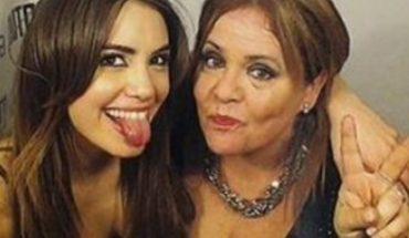 El chiste de la mamá de Lali Espósito que festejaron todos ¡Tiene razón!
