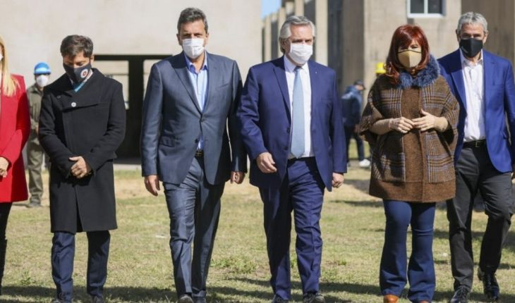 El gobierno anuncia sus candidatos a las 17 en un acto en Escobar