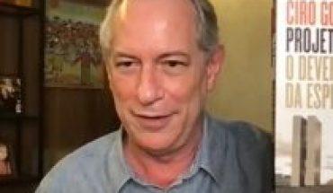 Elecciones en Brasil: Ciro Gomes, la alternativa a la izquierda del PT