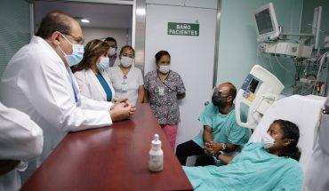 Especialistas del IMSS trasplantaron cinco hígados en el hospital de La Raza