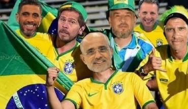 Estallaron los memes contra Vignolo y Ruggeri tras el triunfo de la Selección