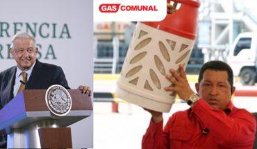 Gas Comunal la idea que Hugo Chávez implementó hace 10 años en Venezuela, en México proponen Gas Bienestar