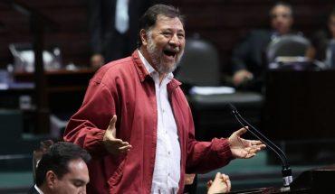 Gerardo Fernández Noroña, diputado del PT, da positivo a COVID-19