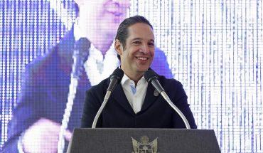 Gobernador de Querétaro enferma de COVID por segunda vez