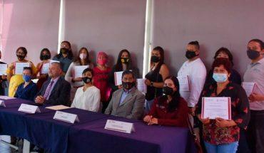 Gobierno de Morelia realiza clausura de capacitaciones que beneficiaron a más de 150 MIPyMES