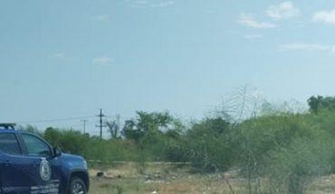Hallan muerto a un hombre en un ejido de Ahome, Sinaloa