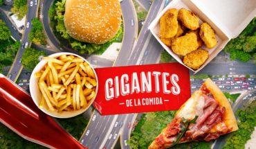 """History estrena la segunda temporada de """"Gigantes de la comida"""""""
