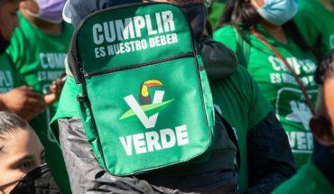 INE multaría al PVEM con 40 mdp y retiro de spots por violar veda electoral