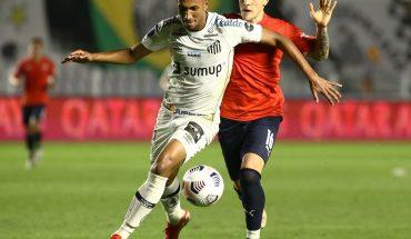Independiente cayó 1 a 0 ante Santos en Brasil y se juega todo en Avellaneda