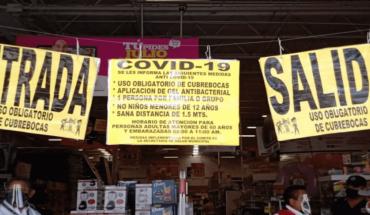 Inicia operativo sanitario en El Rosario contra Covid-19